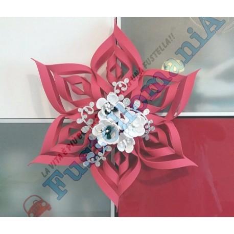 Fustella Bigz A4 Stella di Natale